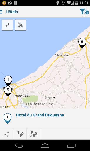 免費旅遊App|Dieppe Tour|阿達玩APP