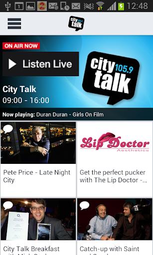 City Talk 105.9