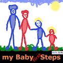 my Baby First Steps Unlock Key logo