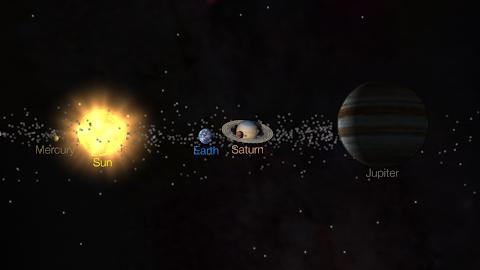 Solar Walk - Planets Screenshot 9