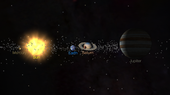 Solar Walk - Planets & Moons Screenshot 24