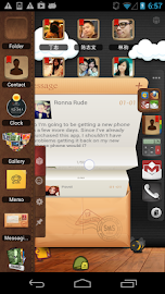TSF Shell 3D Launcher Screenshot 2