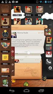 TSF Launcher 3D Shell- screenshot thumbnail