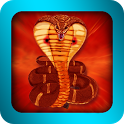 King Cobra Screen lock icon