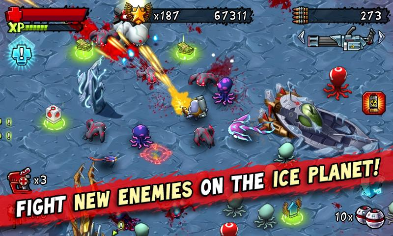 Monster Shooter: Lost Levels - screenshot