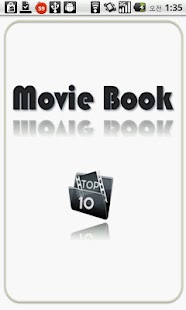 MovieBook - screenshot thumbnail