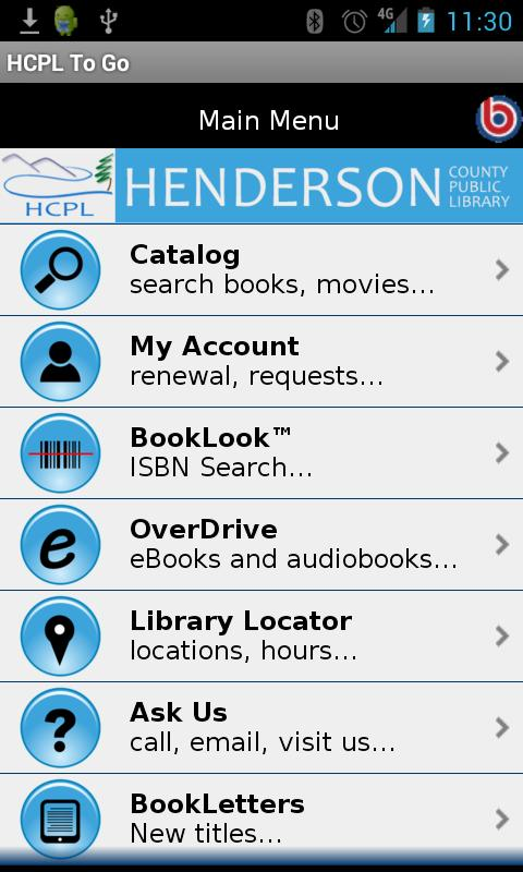 HCPL To Go - screenshot