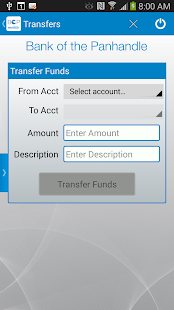myBOP Mobile Banking - screenshot thumbnail