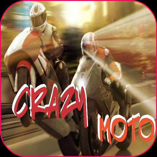 Crazy Moto 賽車遊戲 App LOGO-APP試玩