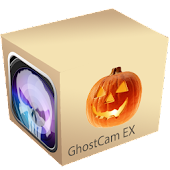 GhostCamEX Pack-Halloween Mask