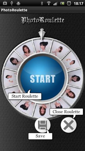 Photo roulette apk
