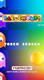 PAC-CHOMP! namco - screenshot thumbnail