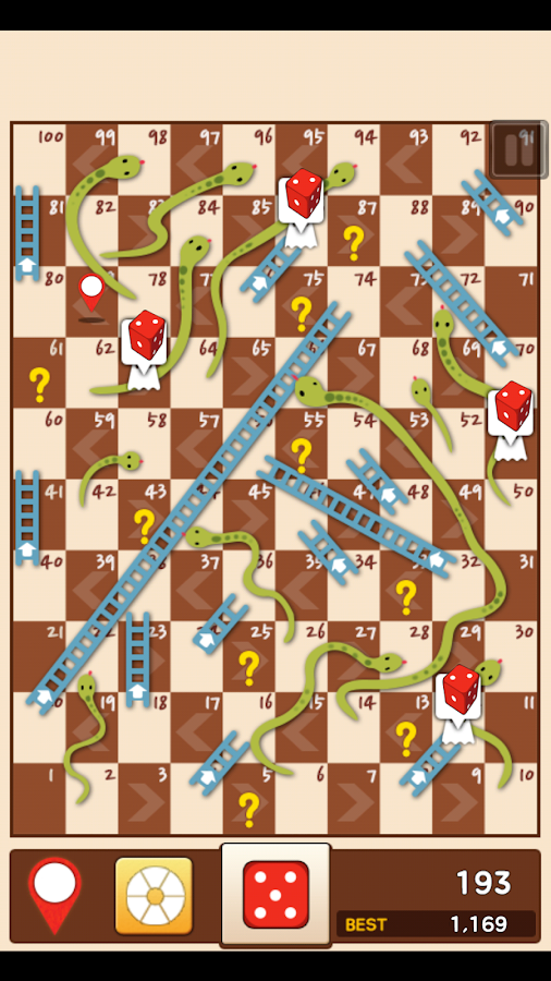 Snakes-Ladders-King 20