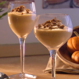 Pumpkin Mousse.