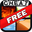 Cheat 4 Pics 1 Word Unlimited icon