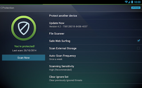 AntiVirus Security - FREE- screenshot thumbnail