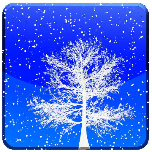 Snowfall Live wallpaper LOGO-APP點子