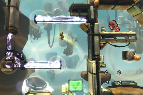 Inertia: Escape Velocity HD - screenshot