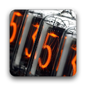 Nixie Clock Widget logo