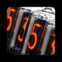 Nixie Clock Widget 3.1