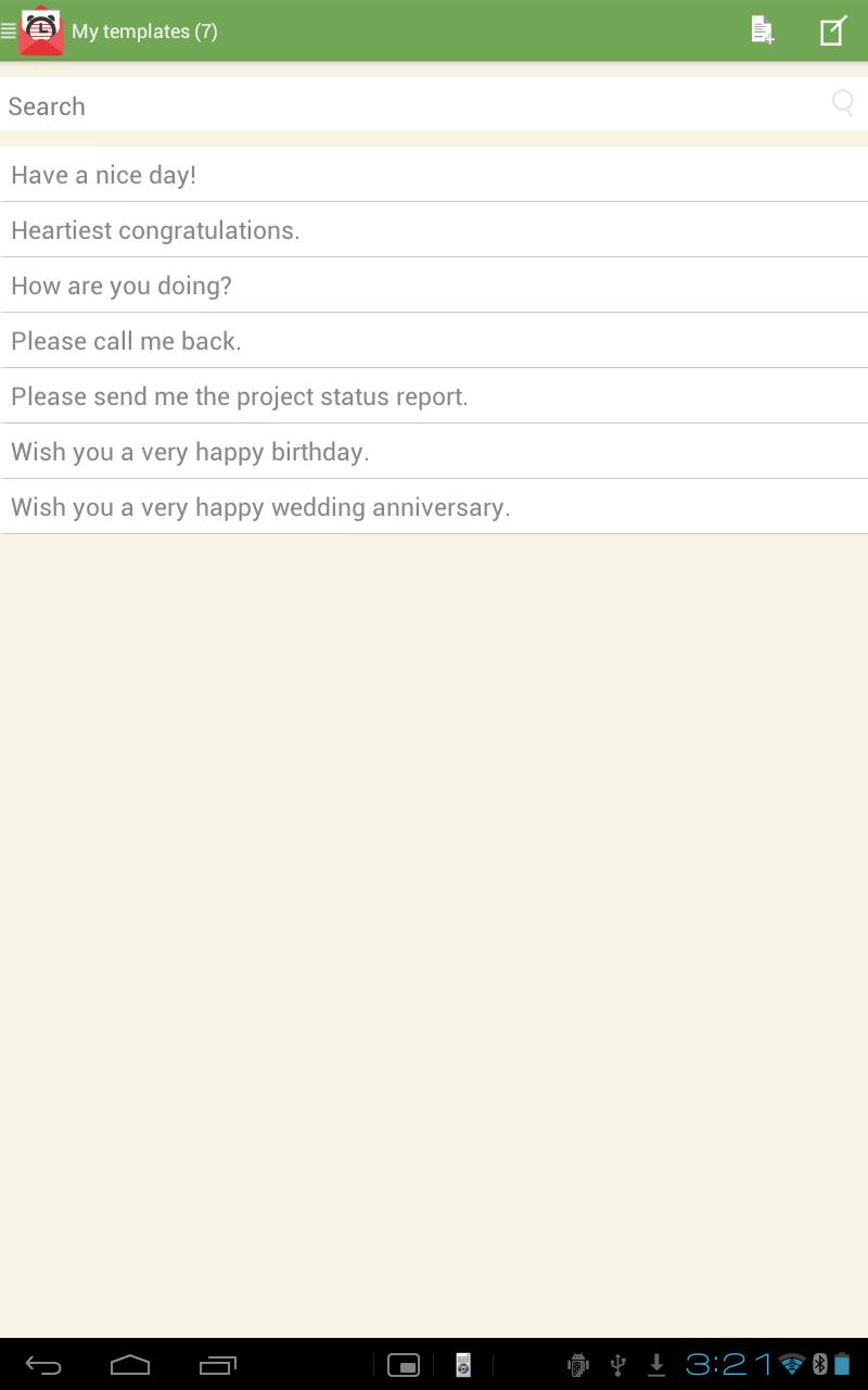 SMS-Call Scheduler Pro Screenshot 10