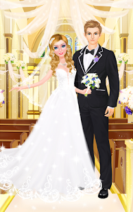 Wedding Day SPA! Bride & Groom- screenshot thumbnail
