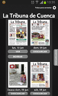 La Tribuna de Cuenca- screenshot thumbnail