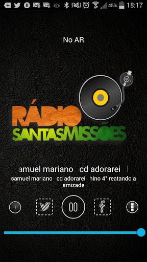 Rádio Gospel Santas Missões