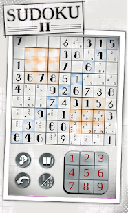 Sudoku 2- screenshot thumbnail