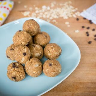 Peanut Butter-Chocolate Chip Cookie Dough Bites