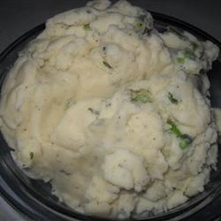 Easy and Quick Cream Cheese Potatoes