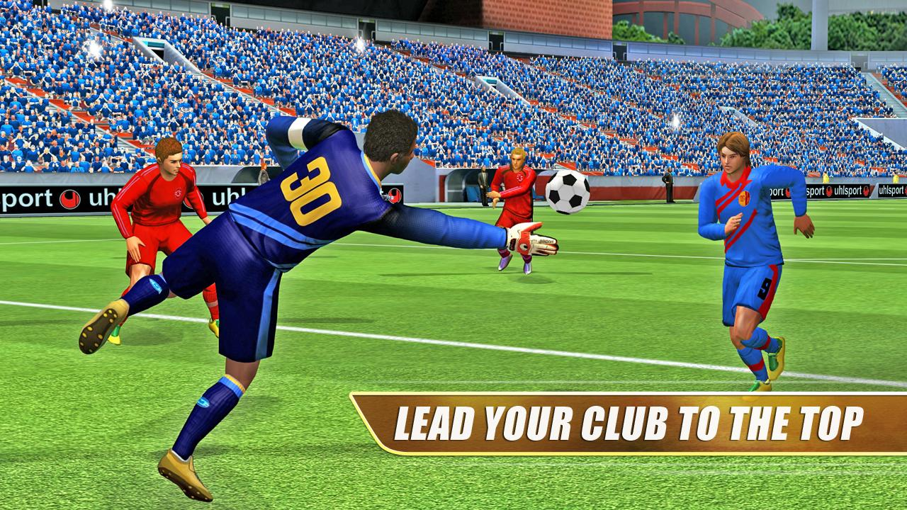 Real Soccer 2013 screenshot #1