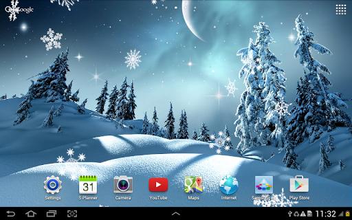 Зимняя Ночь для планшетов на Android