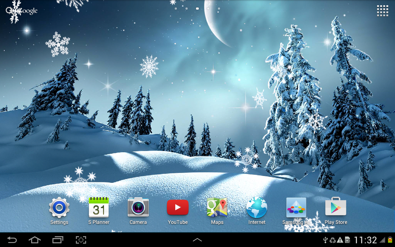 google winter screensavers and wallpaper - photo #13