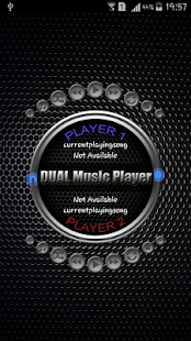 DUAL Music Player- screenshot thumbnail