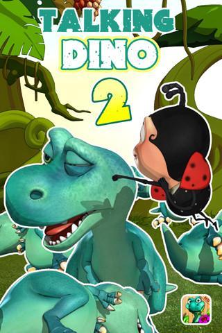 Игра Talking Dinosaur для планшетов на Android