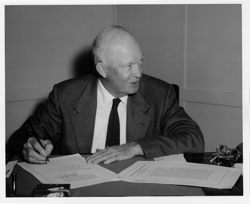 dwight d eisenhower and civil rights Dwight eisenhower on domestic policy - the accomplishments of dwight d eisenhower were many not only was he one of the greatest military generals in american history, he is also well known for his accomplishments as president.