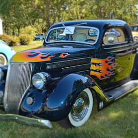 by Shirley Prothero - Transportation Automobiles (  )