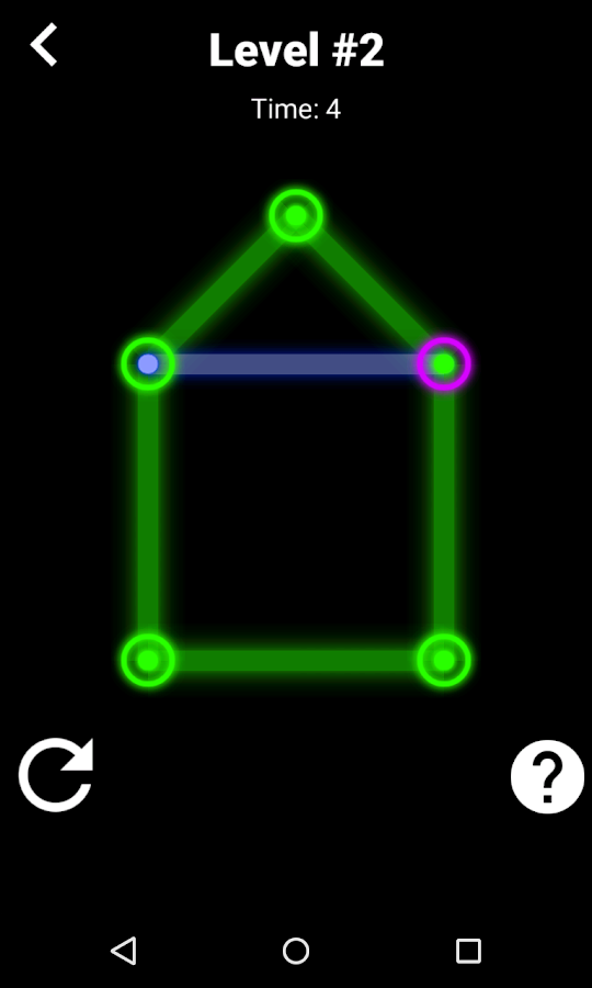Glow Puzzle- screenshot