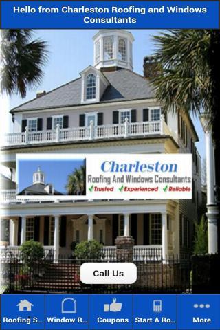Charleston Roofing And Windows