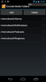 Queek Music Shuffler HD- screenshot thumbnail