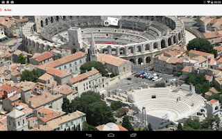 Screenshot of Arles Tour