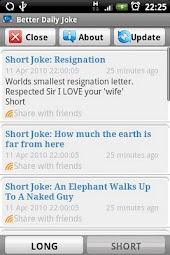 Joke: Better Daily Joke