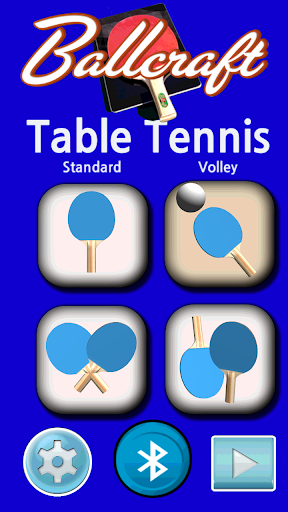 Ballcraft Table Tennis
