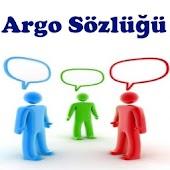 Argo Sözlüğü