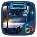Space Trip GO Dynamic Theme icon