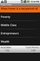 Screenshot of Ethan Frome: Shmoop Guide