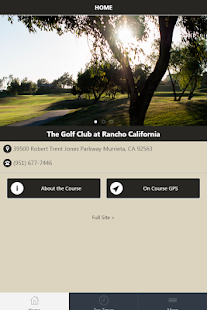 Golf Club at Rancho California screenshot 2