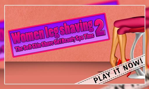 Women Leg Shaving 2 +