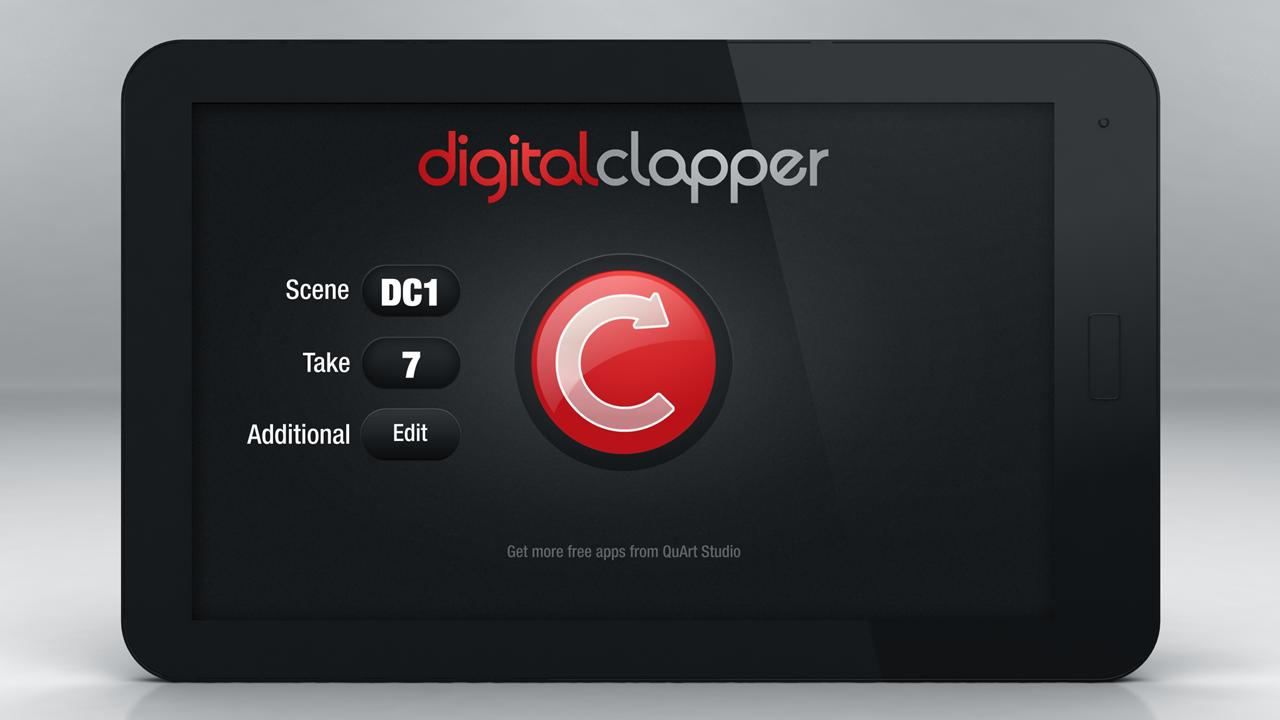 Digital Clapper - screenshot